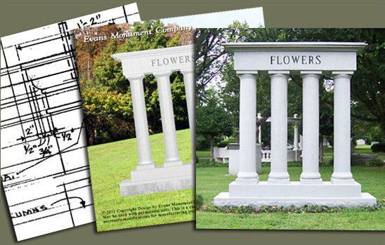 Custom Headstones & Granite Monument Designs